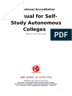 Manual for Self Study for Autonomous-Final-30!05!07