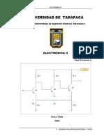 Apuntes de Electronica II Ed 2020