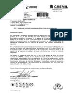 Acta Procuraduria Revisión Liquidaciones de Cero Pesos