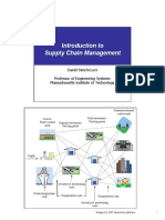 Intro to Supply Chain Brief