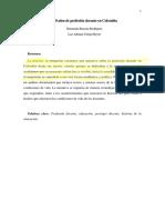 4. Bayona y Urrego (2019). 240 años de profesión docente en Colombia
