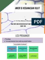 [B18]Lesi Prekanker & Keganasan Kulit~dr. Ratna.pptx