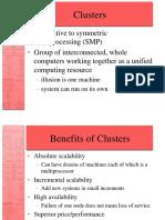 unit 6.2 Clusters