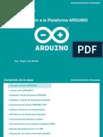 Introduccion a ARDUINO.pps