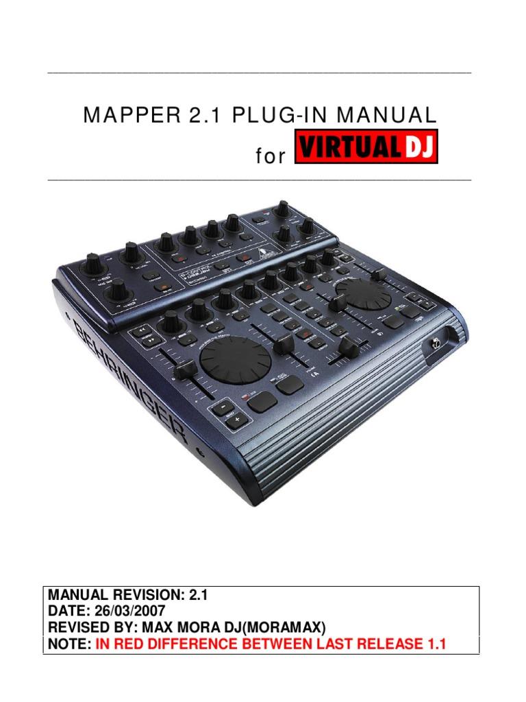 mapper de moramax bcd2000