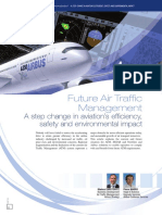 CPDLC Airbus solution (FANS B)