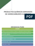 CLASE 4.DERIVADOS DE HIDROCARBUROS ALIF¦TICOS