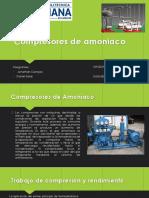 Compresores de amoniaco.pptx