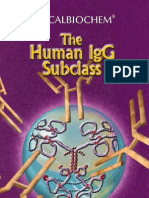 Cal Bio Chem Human IgG Booklet CB0051