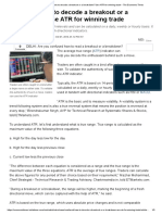 ATR_ Confused how to decode a breakout or a breakdown_ Use ATR for winning trade - The Economic Times