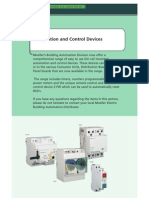Automation and Control Devices