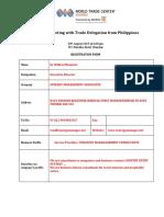 AIAI PHILLIPINES -Registration Form- 30 Aug 2019