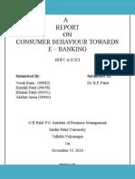 consumer-behaviour-towards-E-Banking-Final-report