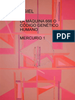 Agiel - La Maquina 666 O Codigo Genetico Humano - Mercurio.PDF