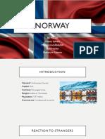 Business communication Norway Presentation