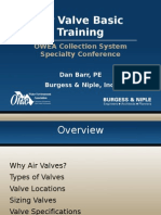 Air Valve Basic Training