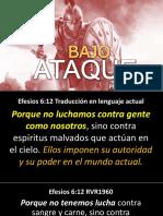 BAJO ATAQUE