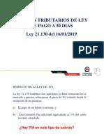 Ley Pronto Pago 30 días.pdf