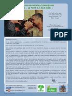 Déclaration d'engagement / Pierre Vergès - Mars 2020