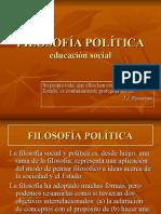 FILOSOFÍA POLÍTICA2010