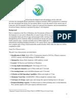Pre-feasibility Desk Study Lamu Port Offshore Energy Industrial Park