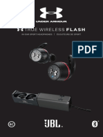 JBL_UA Sport Wireless Flash_QSG_Multilingual