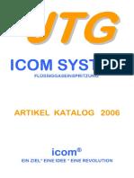 ICOM Katalog 2006-1