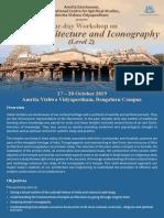 Workshop on Temple Architecture & Iconography Level 2_BrochureA4