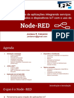 Minicurso Node-RED