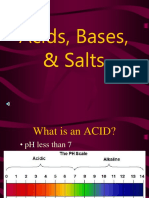 Acids Bases and Salts for Grade 7 ppt