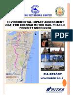 Chennai Metro EIA.pdf