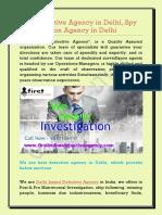 Best Detective Agency