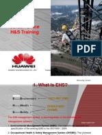 EHS presentation Training.ppt