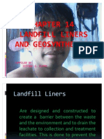 LANDFILL LINERS AND GEOSYNTHETICS.ppt