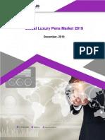 Global Luxury Pens Market