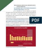 Perspectivas económicas mundiales.docx