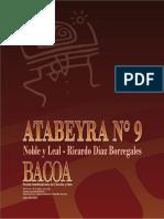 Noble y Leal - Ricardo Díaz Borregales (Revista Bacoa)