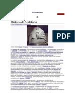 HISTORI DE ANDALUCIA
