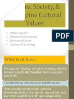 Culture-Society