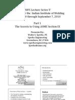 Part I Secrets to Using Section IX.pdf