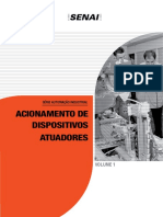 ACIONAMENTO DE DISPOSITIVOS ATUADORES 1 - SERIE AUTOMACAO