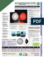 LED lamp PAR46-72-001