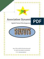 Association Dynamique 2010                                                      République du Congo
