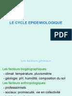 Le Cycle Epidemiologique