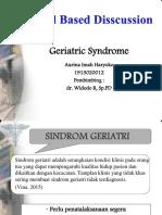 cbd sindroma geriatri oein