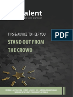 OnTalent-Stand out from the crowd