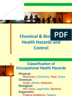 (Chemical and biological health hazard control)-1