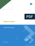 68P02901W34-S Technical Description-OMC-R Database Schema