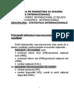 Statistica international
