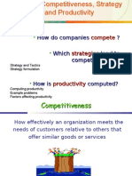 2 Competitiveness Strategy Productivity